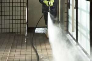 High Pressure Sprayer Repaired