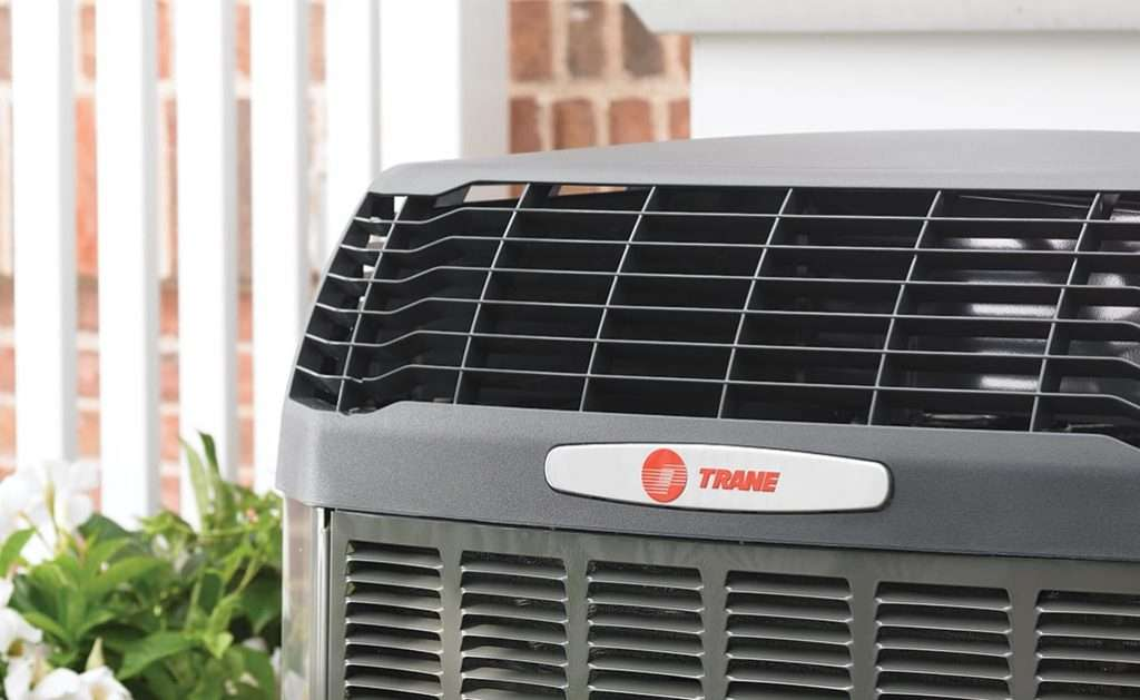 Air Conditioning Installation - Nothing Stops a Trane